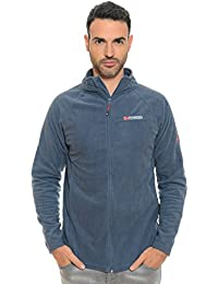 Geographical Norway - Micro Polaire Geographical Norway Trillon Fullzip Petrol