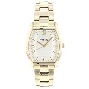 Fossil Analog White Dial Women's Watch - ES3119