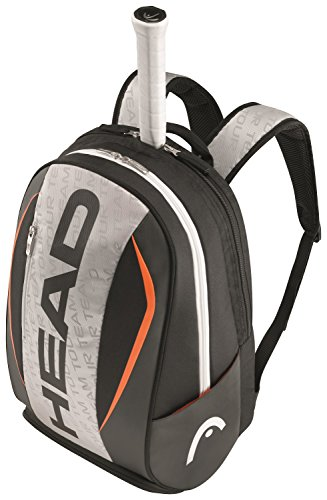 HEAD  Rucksack Tour Team Backpack, silber, 70 x 50 x 10 cm, 0.4 Liter, 283256-SIBK