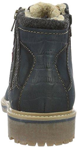 bugatti Herren 311179521500 Desert Boots Blau (d.Blau 4100)