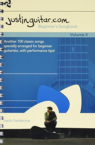 The Justinguitar.com Beginner's Songbook Volume 2 (Guitar Book): Noten für Gitarre