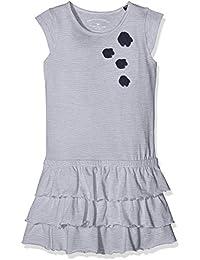 TOM TAILOR Kids Mädchen Kleid Feeder Stripe Tiered Dress