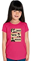 The Hunters The Doctor And The Detective Girls T-shirt