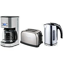 suchergebnis auf f r kaffeemaschine toaster wasserkocher set. Black Bedroom Furniture Sets. Home Design Ideas