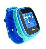 Best Smart for Life Montres Android - Super-life écran tactile enfants GPS Triple positionnement GPRS Review