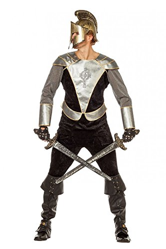 shoperama Herren-Kostüm Kreuzritter Deluxe Ritter, Größe:58