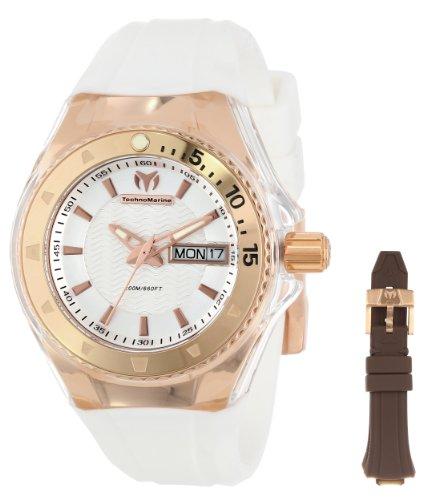 Technomarine - 110039 - Montre Mixte - Quartz Analogique - Bracelet