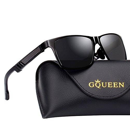 lunettes de soleil Polarized UV400 Sports Lunettes de soleil pour Outdoor Sports Driving Pêche Running Skiing Escalade Randonnée Convient pour les hommes et les femmes Vente bon marché (TJ-025) (D) Q66Ko6