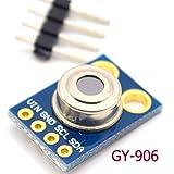GY-906 MLX90614ESF Nuevo MLX90614 Termometro infrarrojo IR Sensor SIN Contacto de Temperatura módulo Compatible