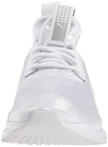 Puma Women s Avid Sneaker White  5 5 M US