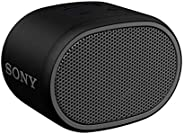 Sony Bluetooth Speakers, Black - Srs-Xb01/B, 2724675674387