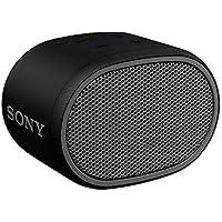 Sony SRS-XB01 Speaker Compatto, Portatile e Resistente all'Acqua con Extra Bass, Nero