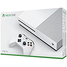 Microsoft Xbox One S 1000GB Wi-Fi White - game consoles (Xbox One S, 8192 MB, DDR3, AMD Jaguar, AMD Radeon, HDD)