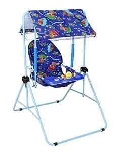 Natraj Cozy Room Swing (Blue)