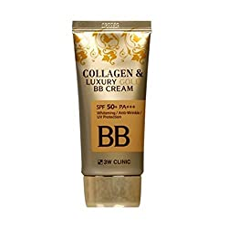 3W CLINIC Collagen & Luxury Gold BB Cream 50ml / 1.69oz (SPF50+ PA+++)