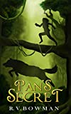 Pan's Secret (The Pirate Princess Chronicles Book 2) by R.V. Bowman