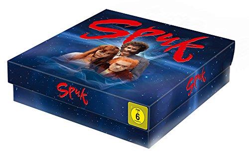 Spuk - Komplettbox (limitierte Geschenkbox ink. T-Shirt L und Schlüsselanhänger) (9 DVDs)
