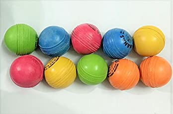 Forever Online Shopping Rubber Ball Set Of 10 Peice