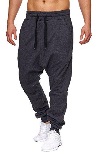 Tazzio - Pantalon de Sport - Homme - Gris - XXL