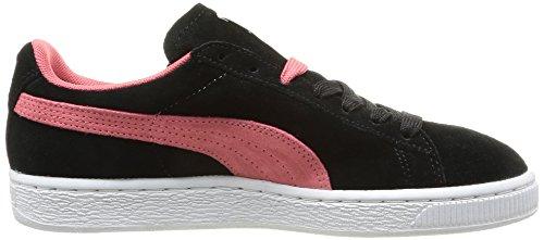 Puma Suede Classic  Damen Sneakers Schwarz (black-dubarry 20)