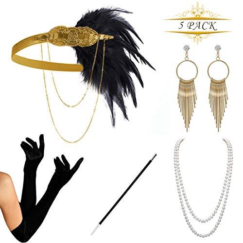 1920 Accessories Set - 1920s Fla...