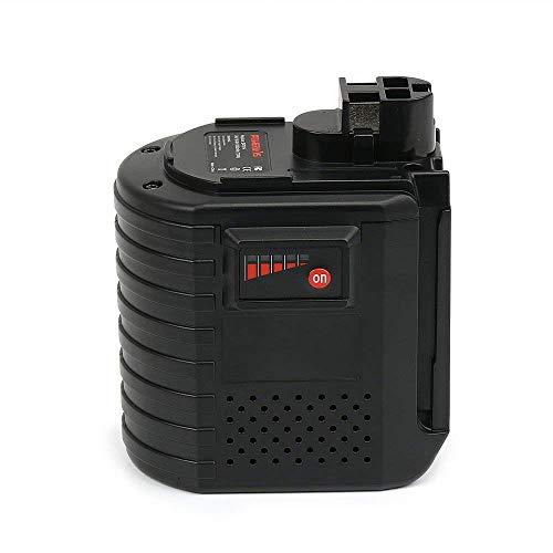 POWERAXIS 24V 3000mAh NI-MH Visseuse Remplacement Batterie pour BOSCH Spit 327 GBH 24VFR GBH 24VRE GBH BAT019 BAT020 BAT021 702300824 2 607 335 082 2 607 335 083 2 607 335 097 2 607 335 098