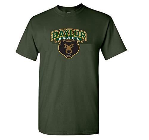 Profile Varsity Baylor University Herren T-Shirt Big & Tall Bears Logo, Herren, grün, XXX-Large Baylor University Bears