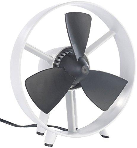 Ventilator Silence–Design–weiche Rotoren aus Kautschuk–ohne Gitter