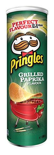 Pringles Grilled, 19er Pack (19 x 190 g)
