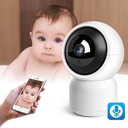 DZSF Babyphone Auto Tracking WiFi PTZ IP Kamera 1.0MP 2MP Sicherheit IP Kamera IR Nachtsicht Wireless Cloud Storage CCTV Kamera Wi-Fi (Professionelle Cctv-kamera)