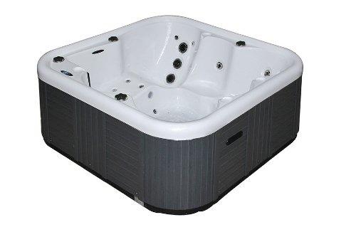 Fonteyn Mallorca Luxury Outdoor Whirlpool/Balboa Steuerung / 6 Personen Aussenwhirlpool