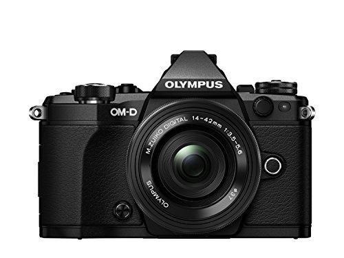 Olympus OM-D E-M5 Mark II Kit, Micro Four Thirds Systemkamera und M.Zuiko Digital ED 14-42