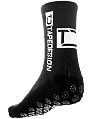 CHAUSSETTE TAPEDESIGN ANTIDERAPANT NOIR - taille : 39-46