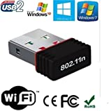 #2: Digimart® 300 Mbps Mini Wi-Fi Network Receiver/ Adapter
