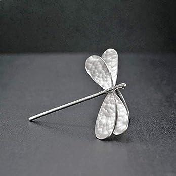 Libellenring aus 925er Sterlingsilber, Insekten ring, griechischer Libelle schmuck, handgefertigt von Emmanuela…