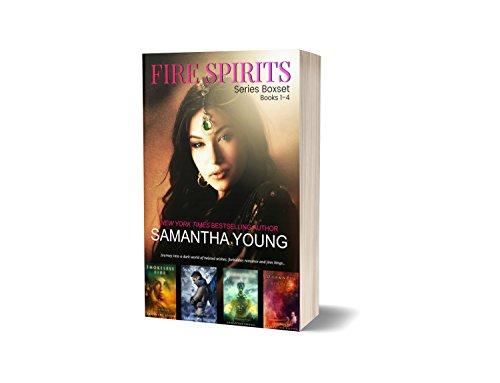 Fire Spirits Series Boxset: Books 1-4 (English Edition)