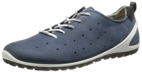 Ecco Herren BIOM LITE MENS Outdoor Fitnessschuhe Blau (DENIMBLUE/DARKSHADOW 58530) 45 EU