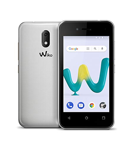 Smartphone WIKO SUNNY3 Mini White - 10.16 cm - CÃMARA 2MP/VGA - QC 1.3GHZ - 8GB - 512MB RAM - Android 8 - Dual SIM - Bat 1400MAH