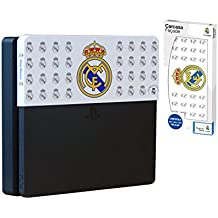 788aff21df703 Subsonic - Faceplate Carcasa Customizada Licencia Oficial Real Madrid (PS4  Slim)