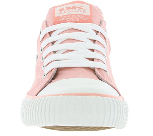 British Knights Master lo – Low-Top da uomo sneakers Soft Pink