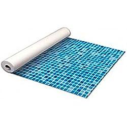 Liner Armado para reparación de piscinas de obra acabado Persia Azul