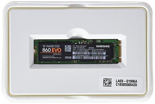 Samsung V-Nand SSD 860 EVO SATA M.2, 250...