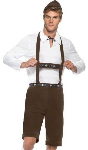 Generique - Bayrisches Trachten-Kostüm für Herren