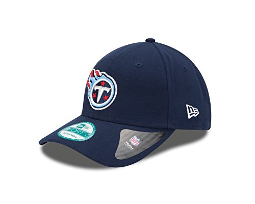 eague 9Forty Tennessee Titans Offical Team Colour Baseball Cap, One Size ()