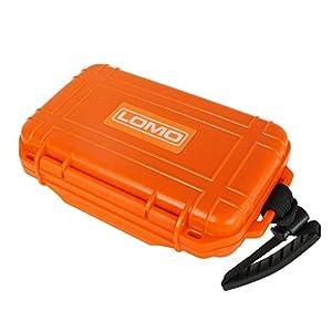 Lomo Drybox 18 - Orange - plat valise étanche