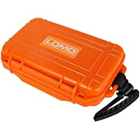 Lomo Drybox 18 Flat Size - Orange. Kayak Dry Box.
