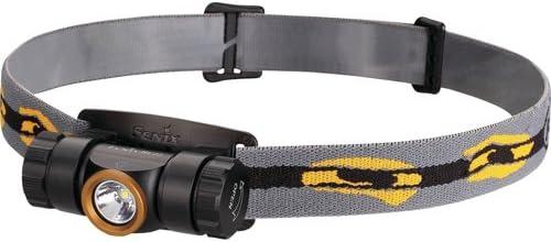 Fenix HL23 LED Headlamp Gold/Grey (150 Lumens, 1xAA) AA Battery LED Headlamp