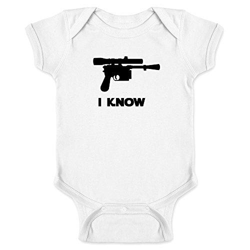 Pop Threads Baby Jungen (0-24 Monate) Spieler, weiß, 902802