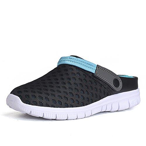 XIANV - Pantofole Uomo Himmelblau