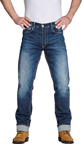 Rokker Iron Selvage Washed Jeans 33 L32